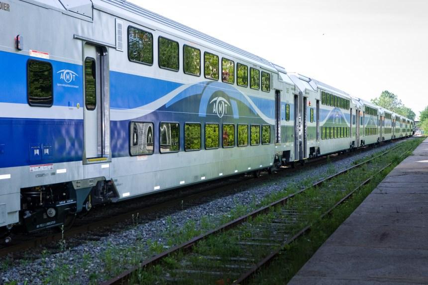 Deux entreprises convoitent le contrat d'opération et d'entretien des trains de banlieue