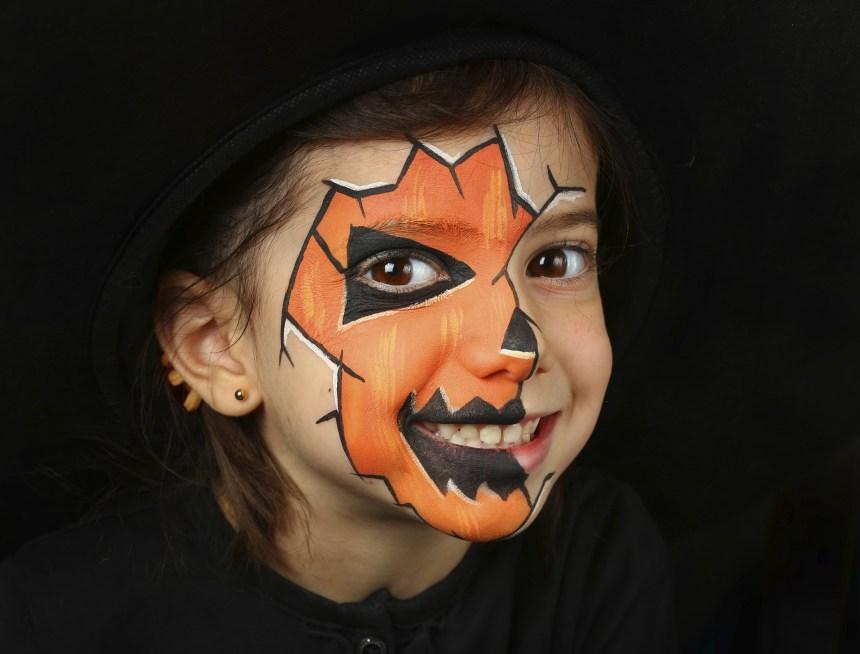 Démaquillage efficace pour l'Halloween