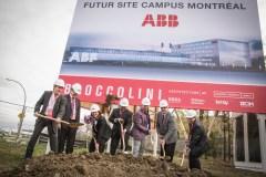 ABB installe son siège social de 70 M$ à Saint-Laurent