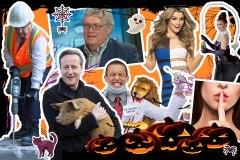 11 costumes pour l'Halloween 2015 liés à l'actualité
