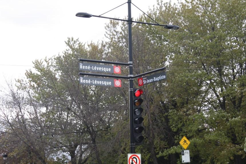 Des panneaux de rue plus visibles à Pointe-aux-Trembles