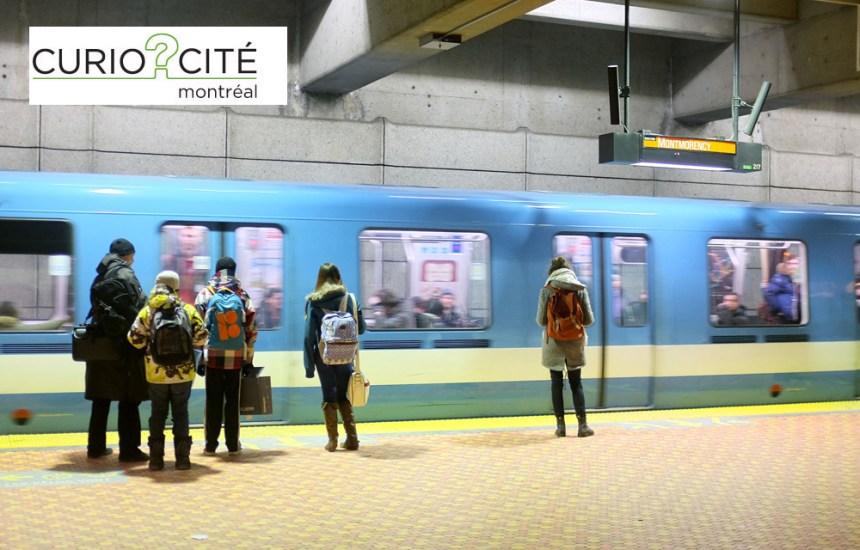 [CurioCité] Le métro de Montréal est-il si souvent en panne que ça?