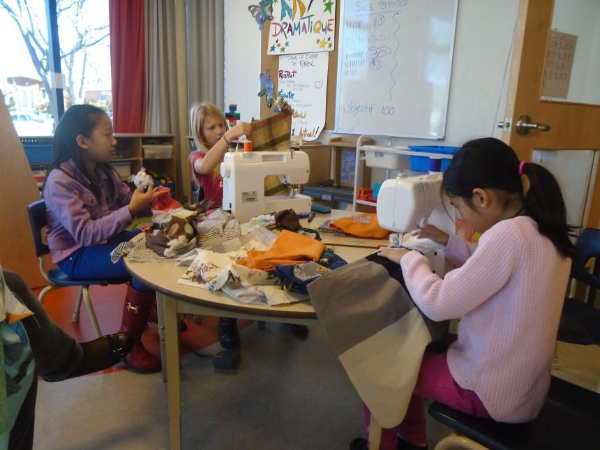 Des élèves de l'école Beau-Séjour à la fibre entrepreneuriale