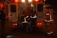 Accident mortel à Sainte-Anne-des-Lacs