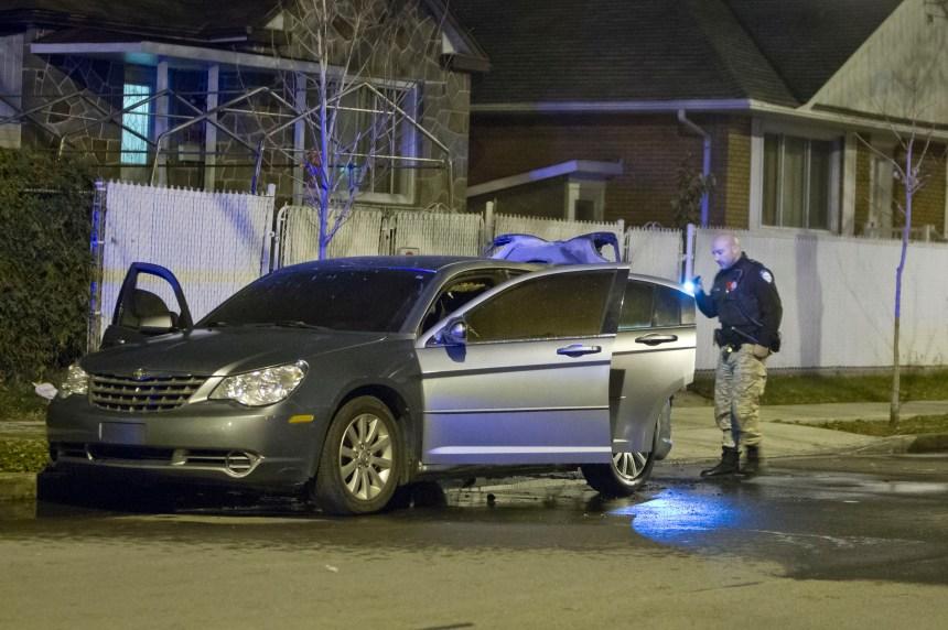 Trois voitures incendiées cette semaine près d'Outremont