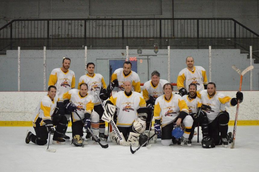 Du hockey pour vaincre Alzheimer