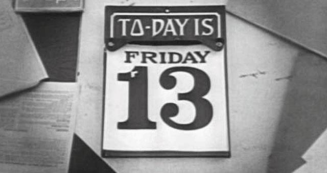 Vendredi 13 – Top 8 des choses à éviter si vous êtes superstitieux