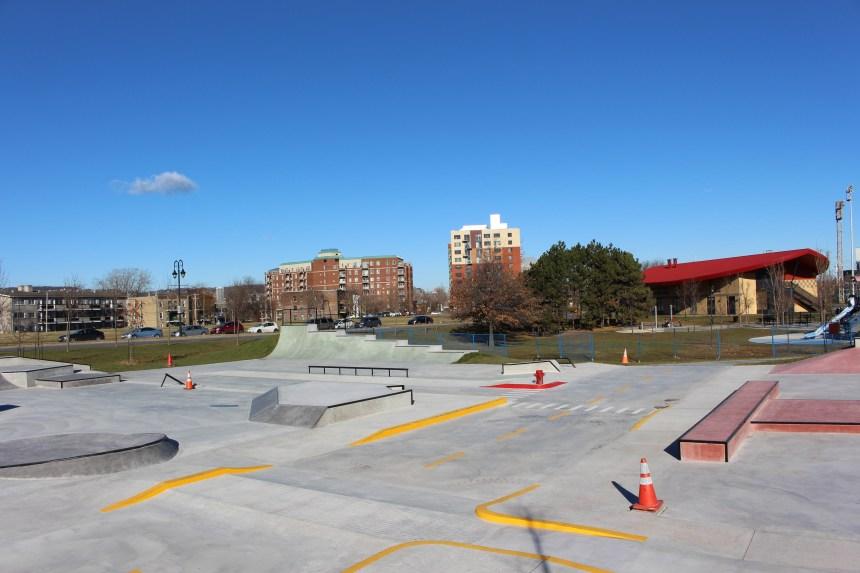 Le skatepark de Verdun enfin ouvert au public