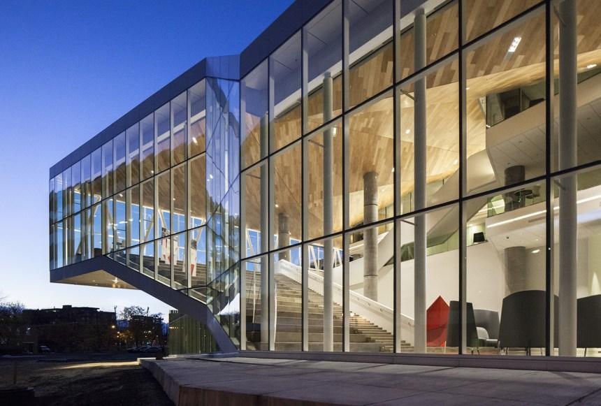 L'ÉTS s'offre (enfin) un campus