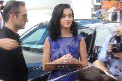 Katy Perry aime les seniors