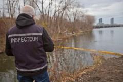 La fin des déversements d'eaux usées réclamée