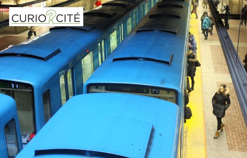 rencontre dans le metro montreal