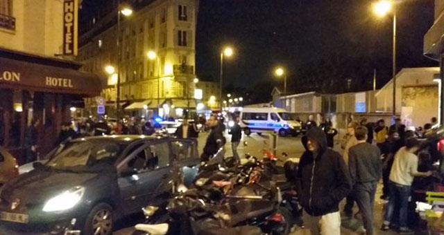 Fusillades à Paris: les premiers détails dévoilés sur Twitter