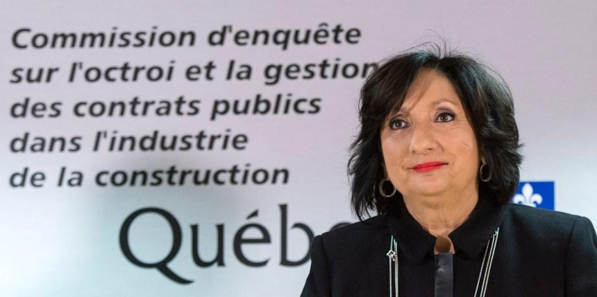 Québec va donner suite au rapport Charbonneau
