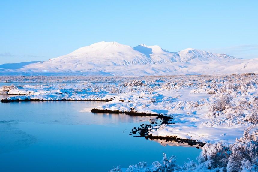 Volcans, glaciers et geysers en Islande