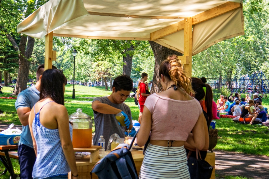 L'année en 25 projets: Restaurant Day