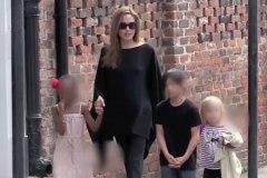 Angelina Jolie crée la polémique au Cambodge