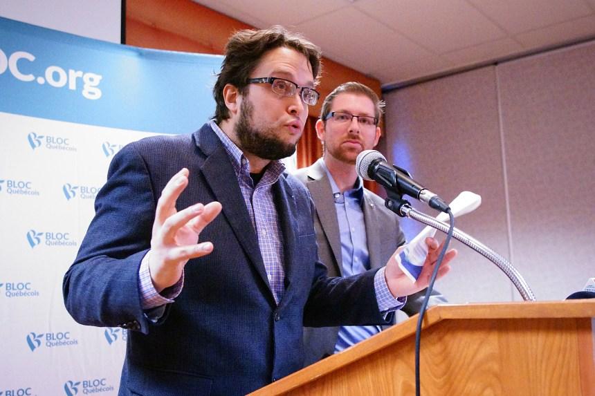 L'indépendance divise le Bloc québécois