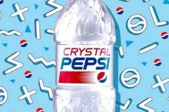 Le Pepsi Crystal revient sur les tablettes: top 6 des aliments aux couleurs étranges