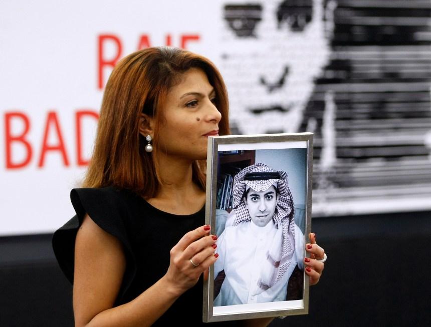 Raïf Badawi: Bloc et NPD somment Trudeau d'agir