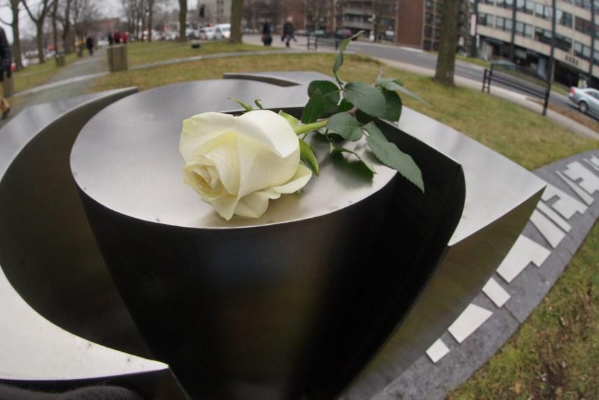 La Polytechnique rend hommage aux victimes de 1989