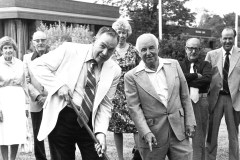 Beaconsfield: mort de l'ex-maire Edwin M. Briggs