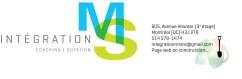 IMS logo + adresse