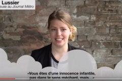 Des journalistes québécois, dont notre chroniqueuse Judith Lussier, lisent de vrais «mean tweets»