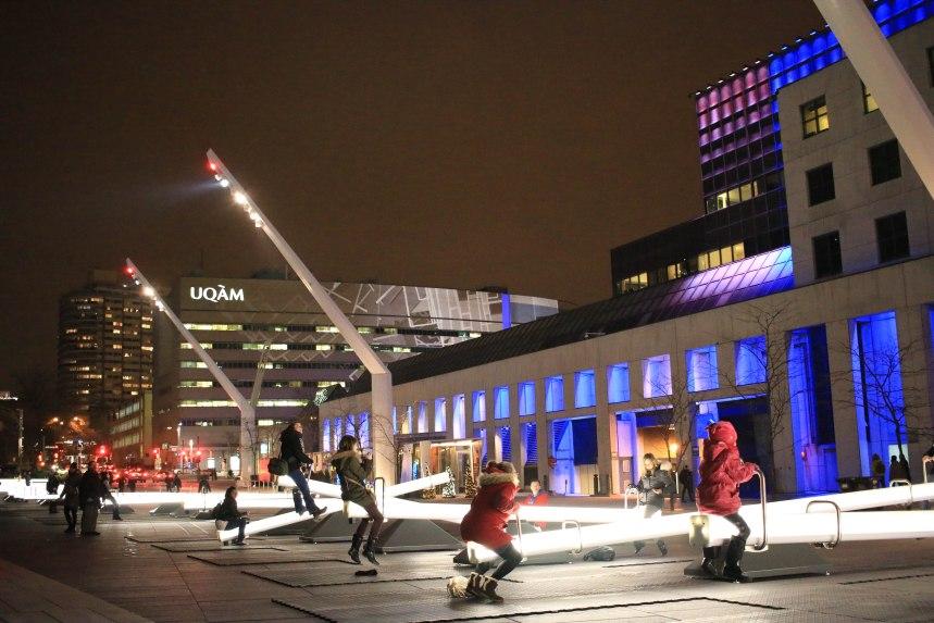 Luminothérapie: Montréal bascule dans l'hiver