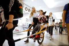 Bromont: deux fauteuils tout-terrains sont disponibles pour les handicapés
