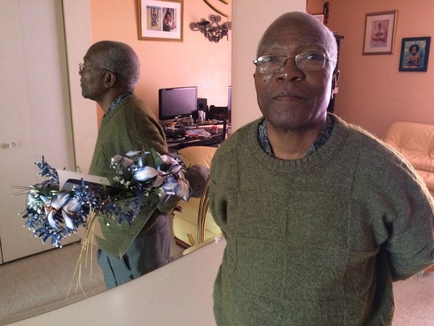 Fritz Sénéchal, un Haïtien effrayé: «Rentrer au pays, c'est mourir»