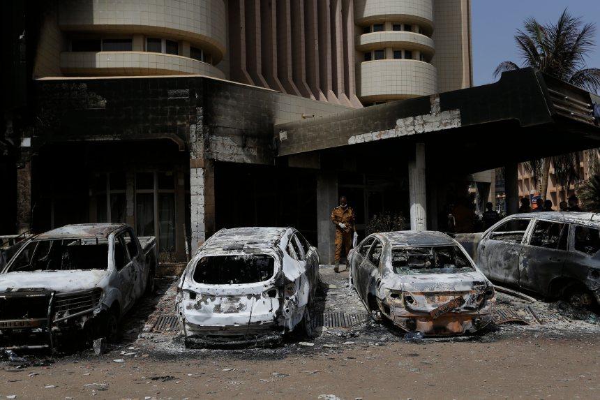 Attentat au Burkina Faso: des Québécois sur le qui-vive