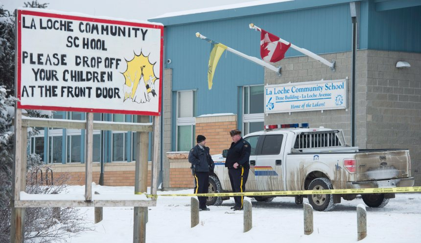 L'école secondaire de La Loche pourrait instaurer des mesures de sécurité