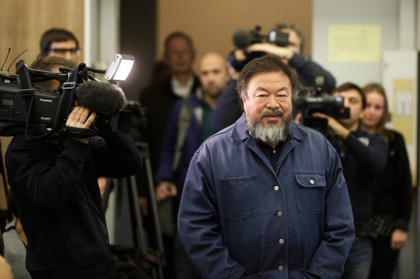 Ai Weiwei compte retirer ses œuvres du Danemark en guise de protestation