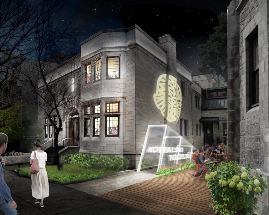 Un nouveau centre d'arts intégrés sur Saint-Denis