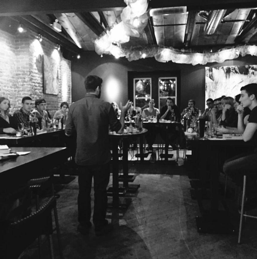 L'art du cocktail au bar Palco