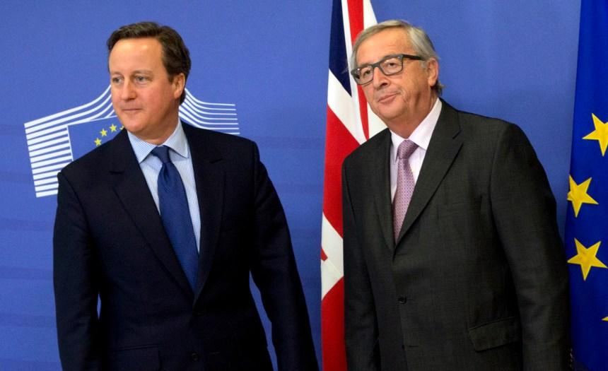 David Cameron rencontre l'UE afin de discuter de possibles réformes