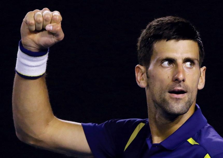 Un choc Djokovic-Federer en demi-finales des Internationaux d'Australie