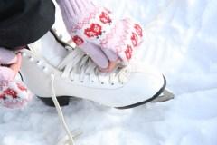 Découvrir le patinage en sons et en lumières