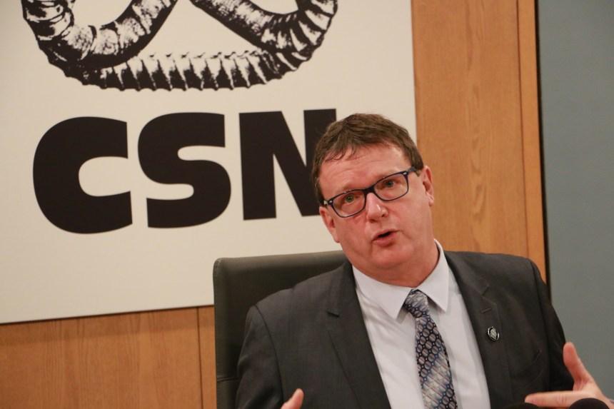 Jacques Létourneau reconduit à la présidence de la CSN