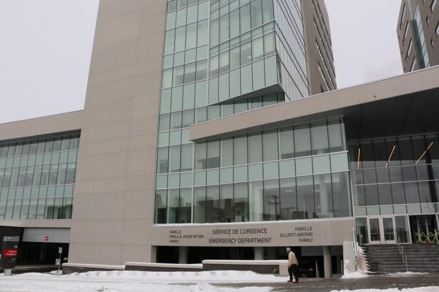 Nouveau pavillon de l'Hôpital juif
