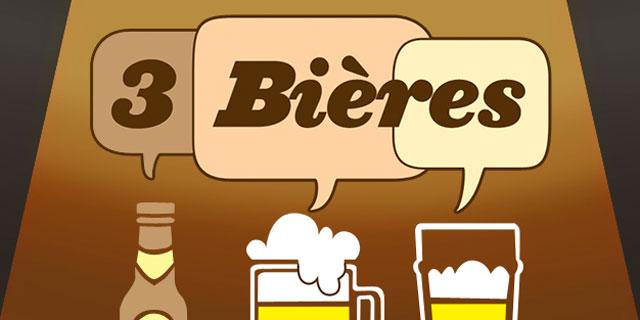 Comment discuter autour d'une bière a fait le succès de «3 Bières»