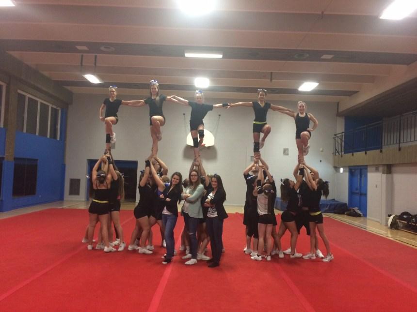Des cheerleaders de PAT représenteront le Québec aux États-Unis