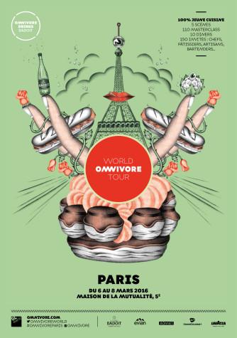 Montréal en vedette à l'Omnivore World Tour de Paris