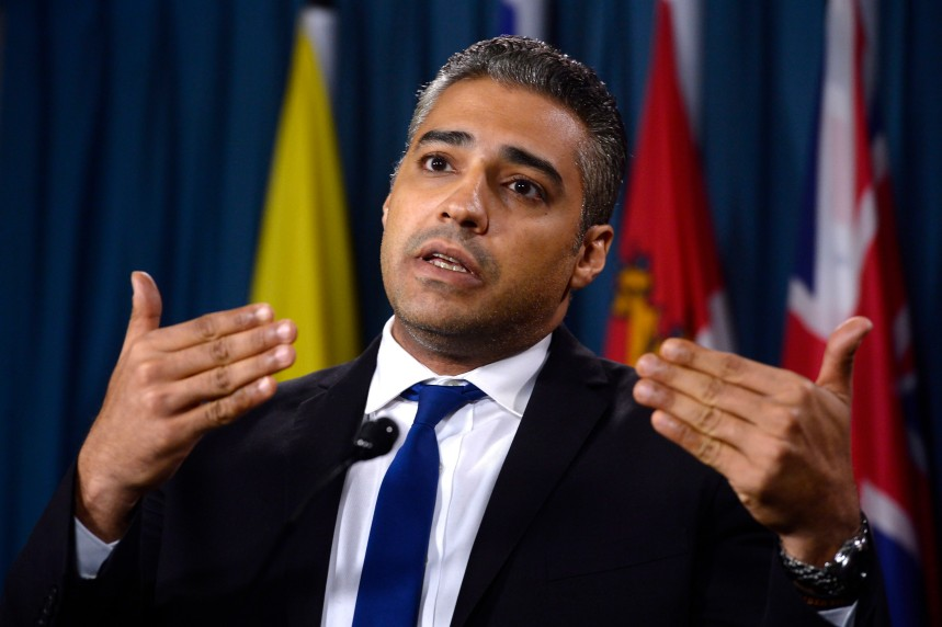 Mohamed Fahmy veut une charte pour protéger les Canadiens qui sont à l'étranger