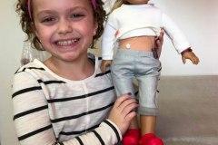 Les poupées «American Girl» offrent maintenant des accessoires pour diabétiques