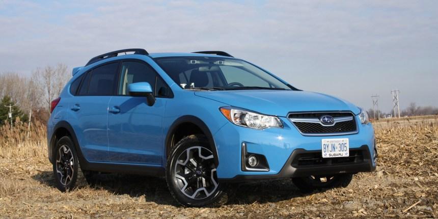 Subaru Crosstrek 2016: l'art d'être différent