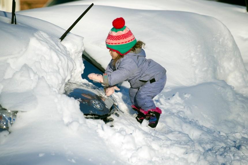 Forte tempête aux USA: entre 60 cm et un mètre de neige sont tombés  et 29 morts