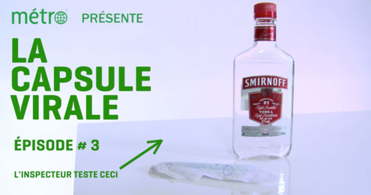 vodka tampon