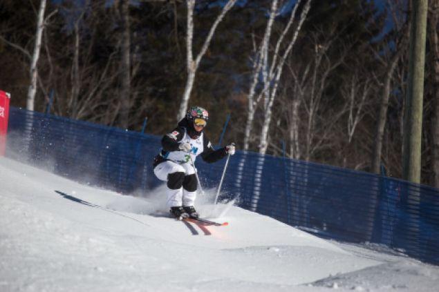 Chloé Dufour-Lapointe Laris Thompson / Canadian Freestyle Ski Association